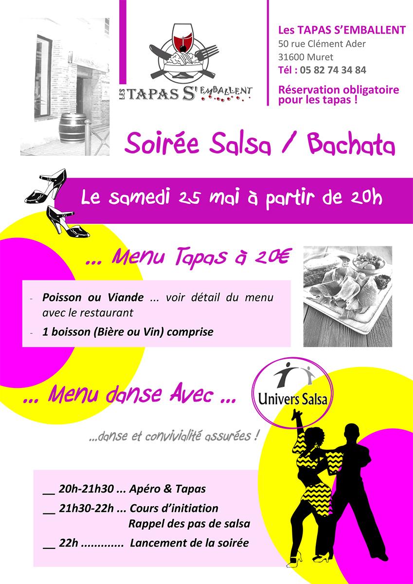 Soirée Salsa / Bachata